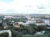 Вид Ярославля сверху